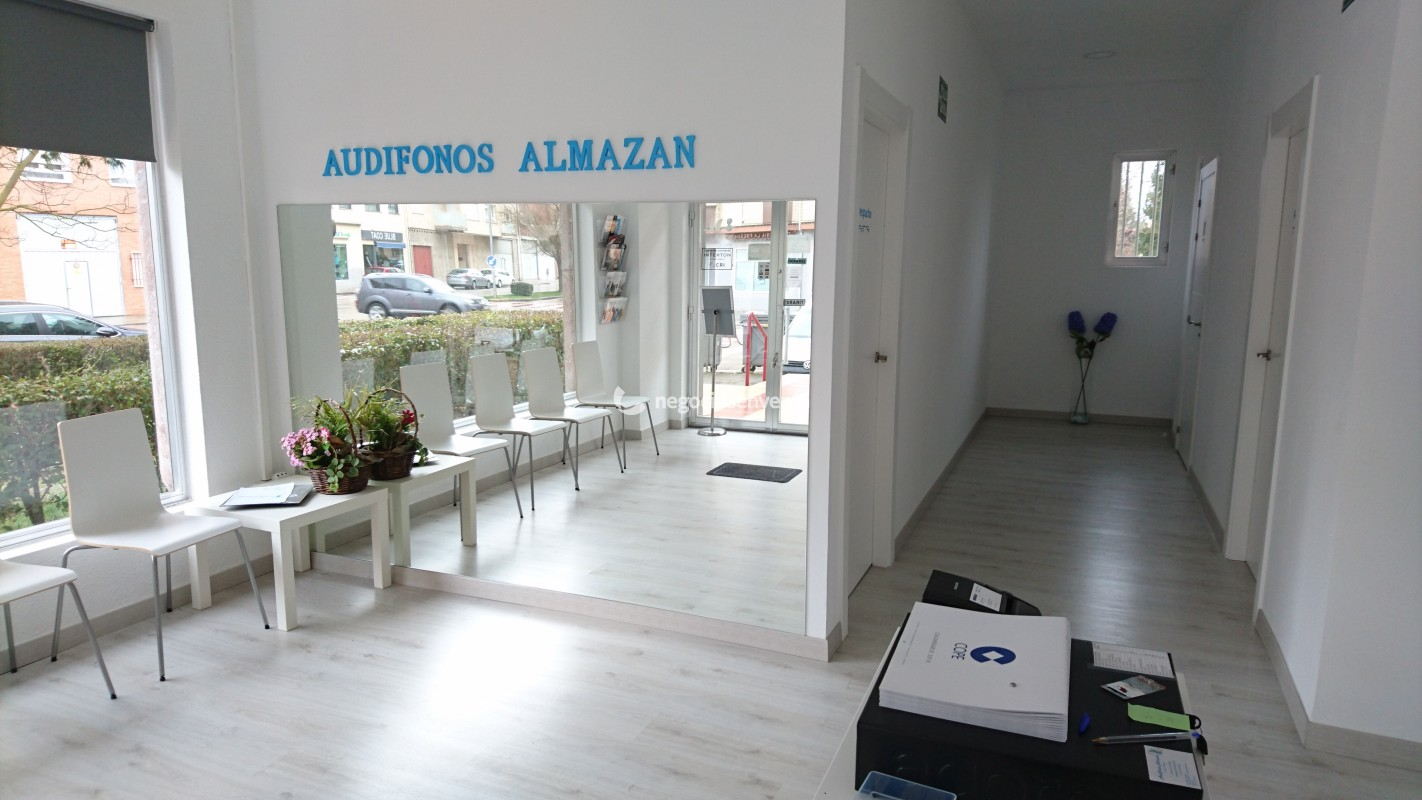 Traspaso de Centro Auditivo