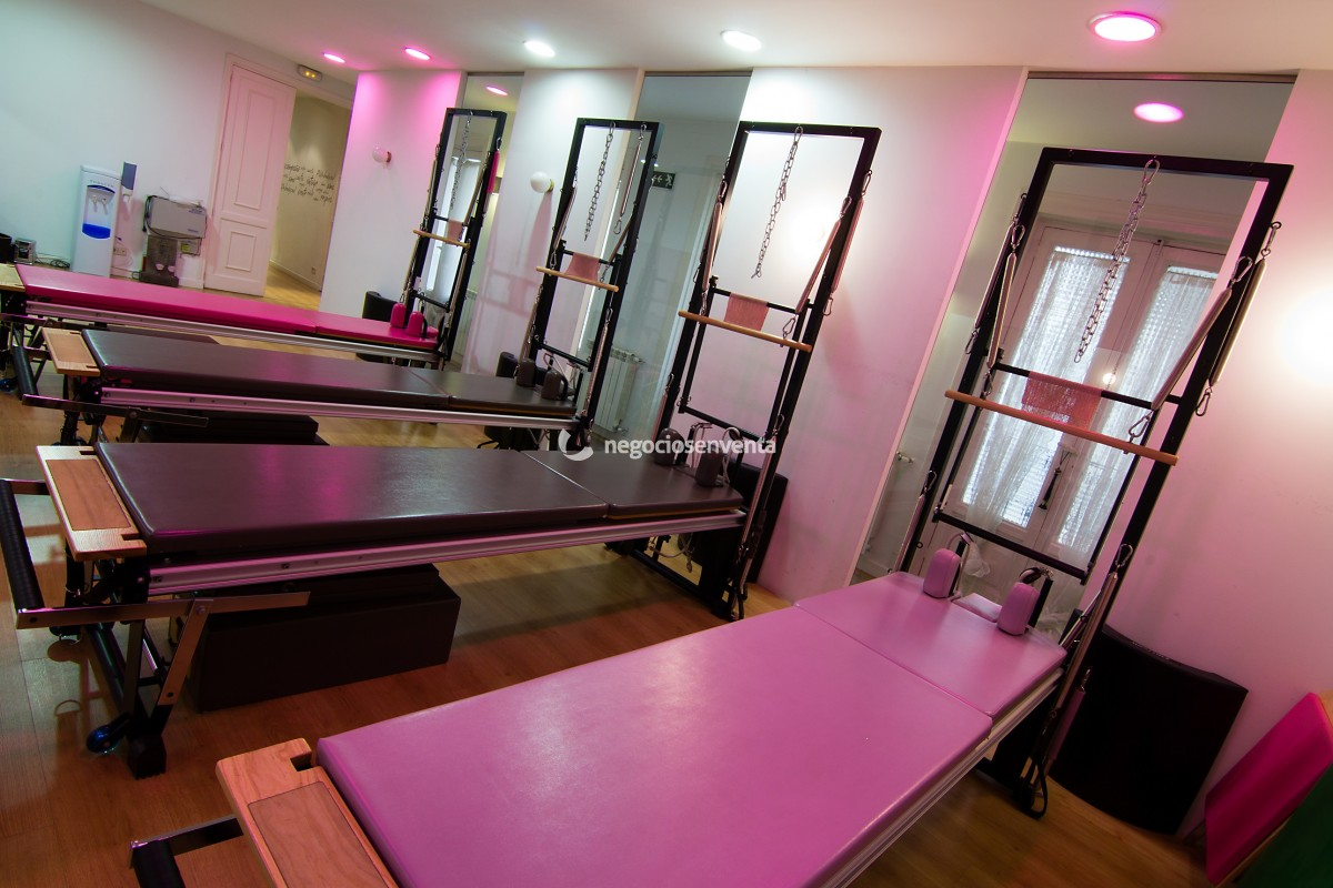CENTRO PILATES MADRID RECOLETOS
